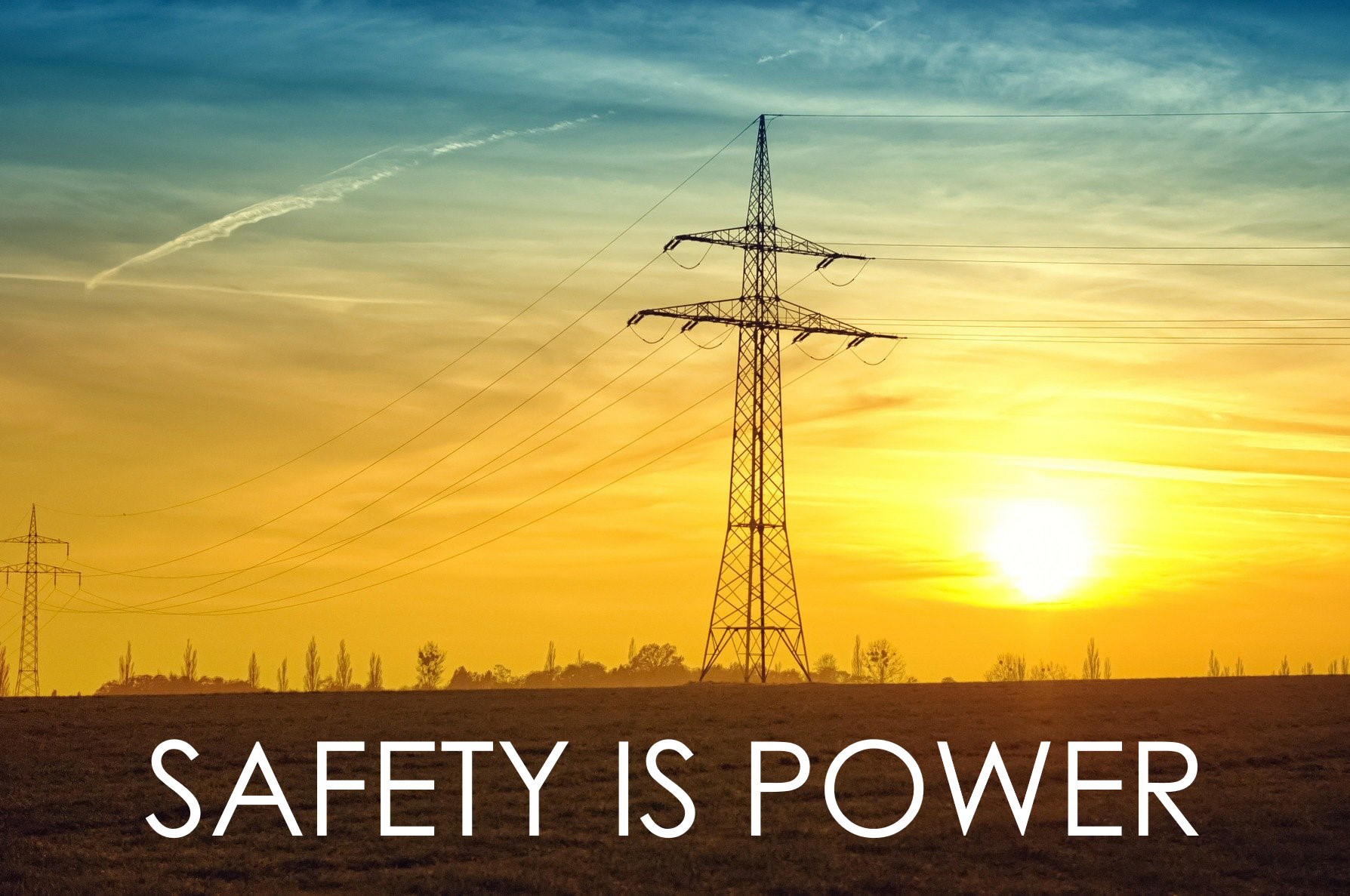 Safety is Power - Image