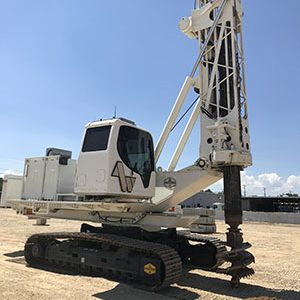 Vertical Drilling project